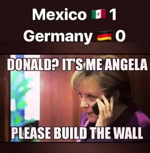 Wall-Merkel