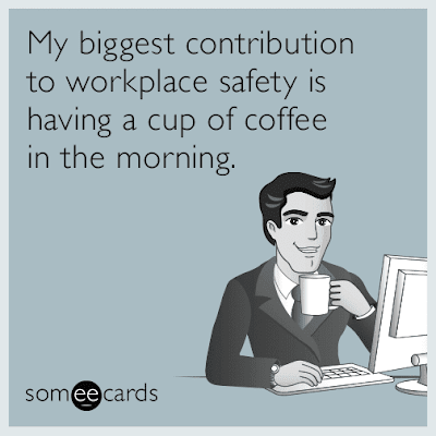 workplace safety-coffee