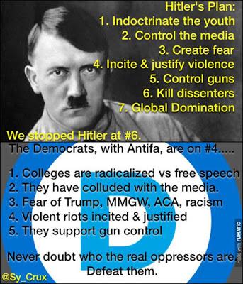 antifa-hitler