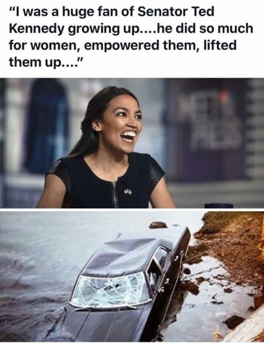 AOC-Ted Kennedy