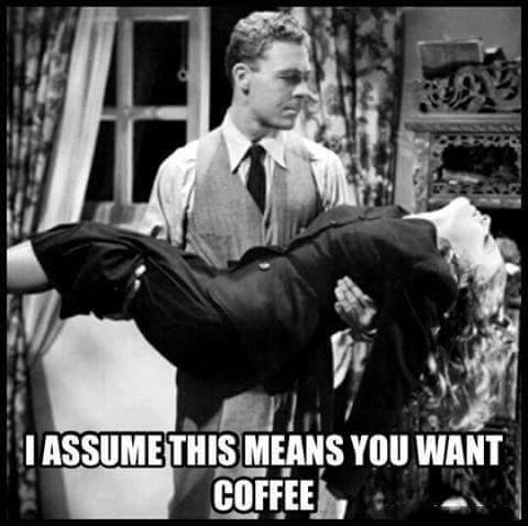 Assume - Coffee