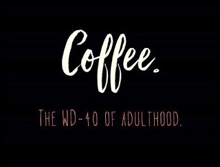 coffee - WD40