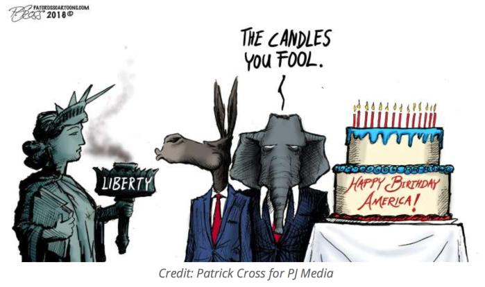 Democrats-blow out liberty