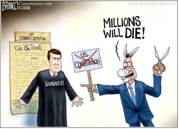 Democrats-Millions Will Die