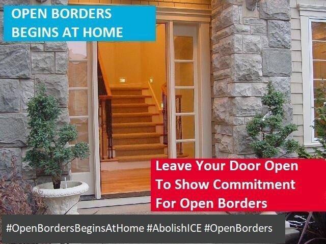 Democrats-support-open-borders