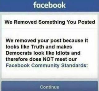 Facebook-censoring