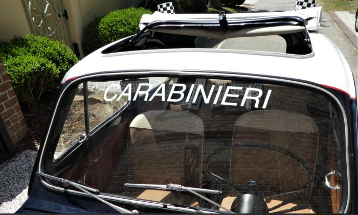 FIAT-roof open