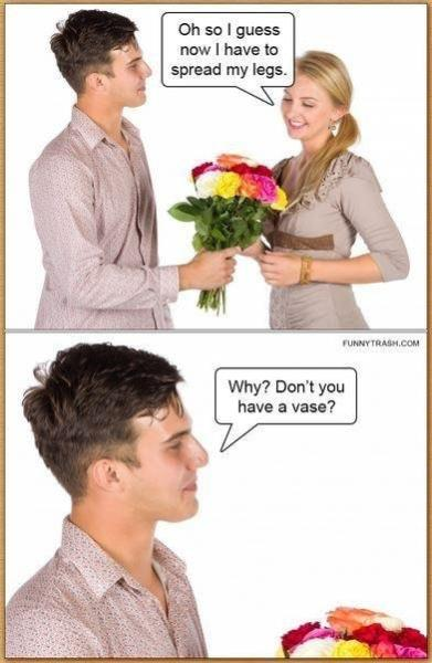 Flowersandvase