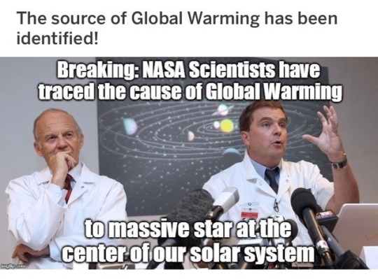 Global warming source