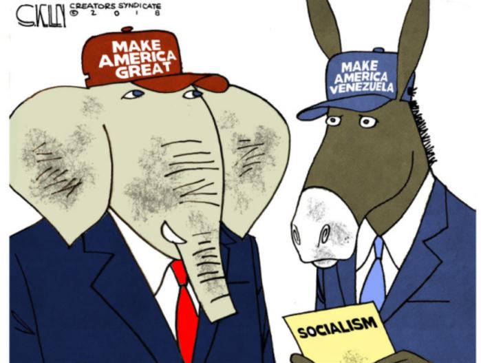 GOP vs 'rats-Socialism