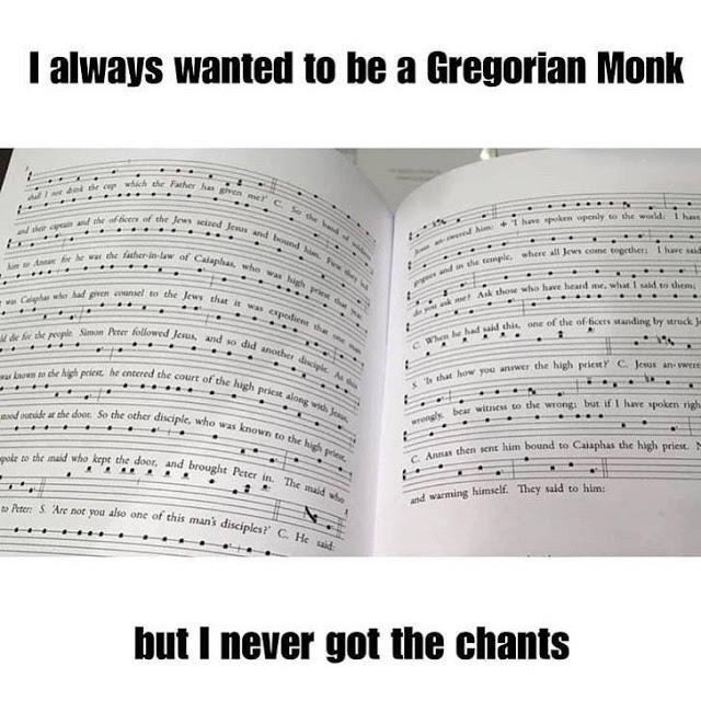 Gregorian Monk