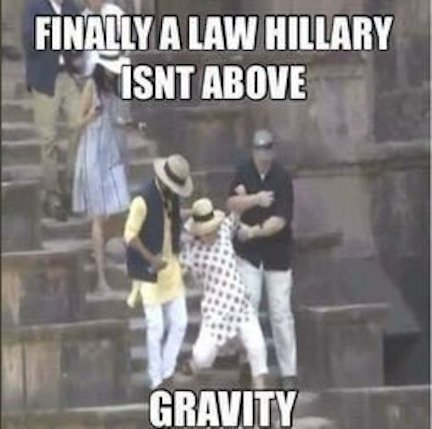 Hitlery-gravity