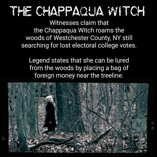 Hitlery-witch of Chappagua