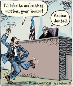 Law-motion