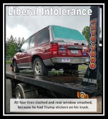 Librul intolerance