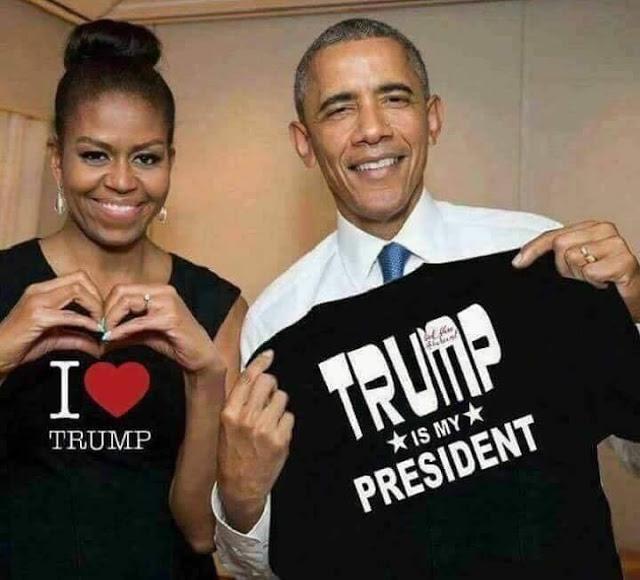 MoBama-Trump