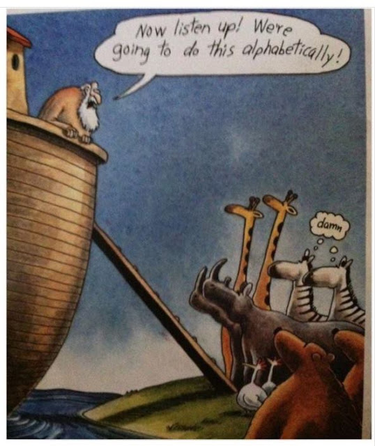 Noah-Alphabetical