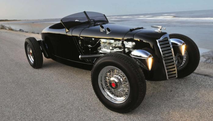 Packard boattail - rf