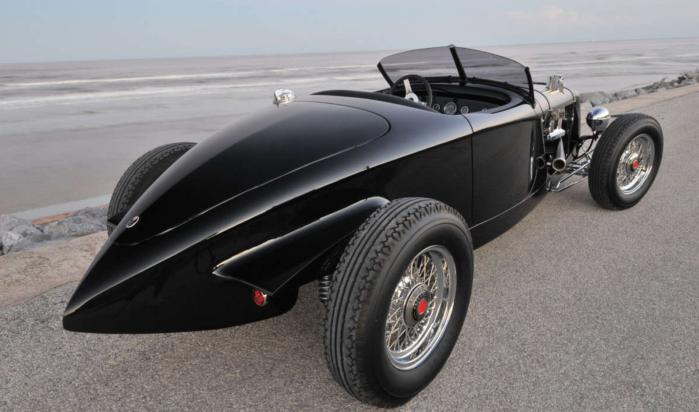 Packard boattail - rr