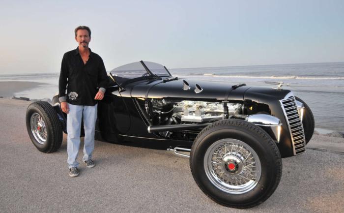 Packard Boattail w:Steve Tatoul