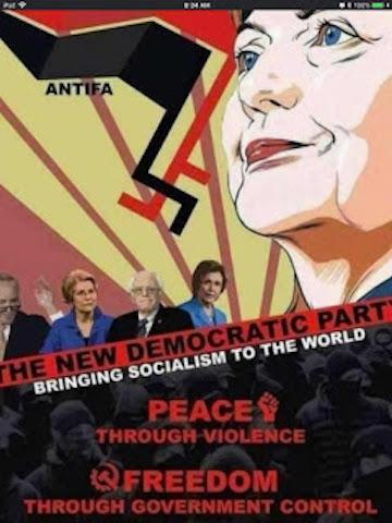 peace thru violence, freedom thru control