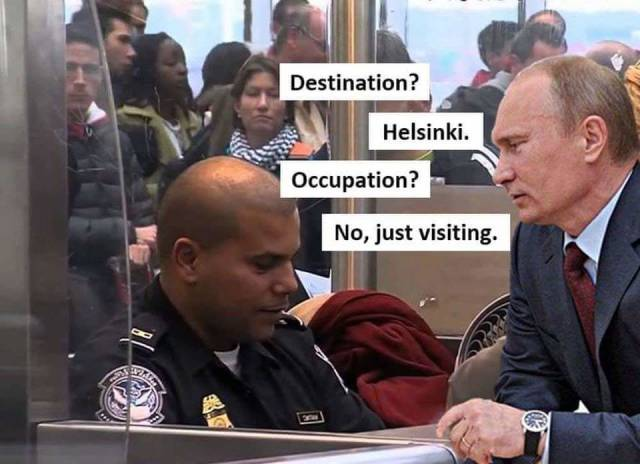 Putin-Helsinki
