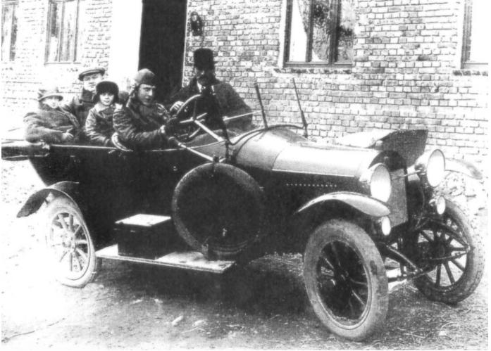 Schindler-family car 1928