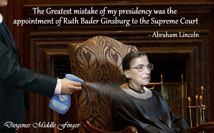 SCOTUS-Lincoln-Ginsburg