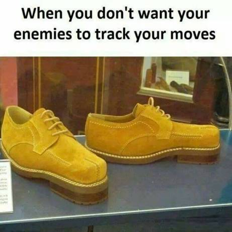 Track your moves
