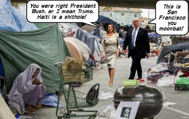 Trump-P.Lousy-San Francisco