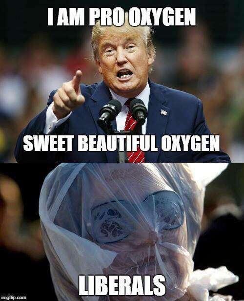 Trump Pro-oxygen