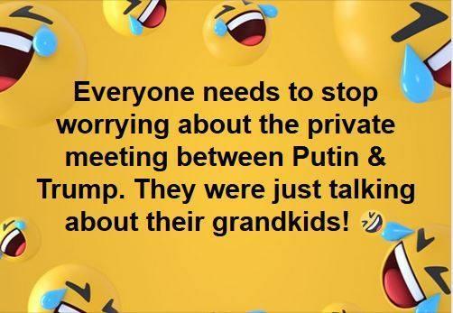 Trump-Putin-grandkids