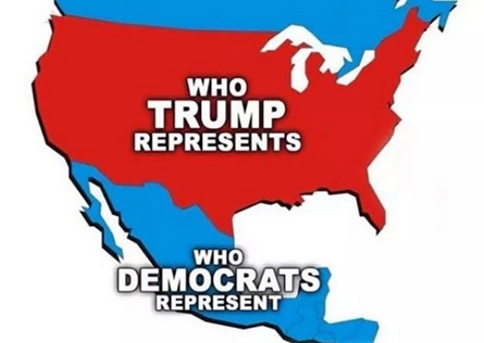 Trump-represents