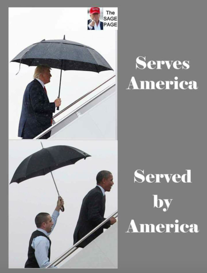 Trump-Serves America