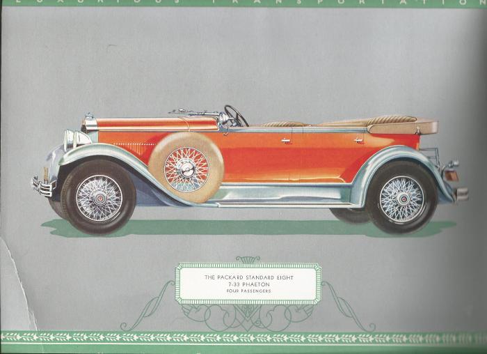 1930 Dealer Photo 1