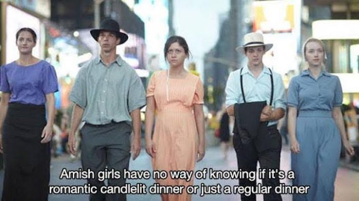 Amish-Romance