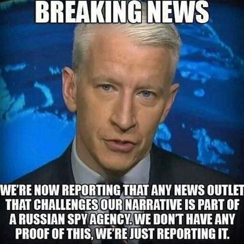 CNN-Russian story