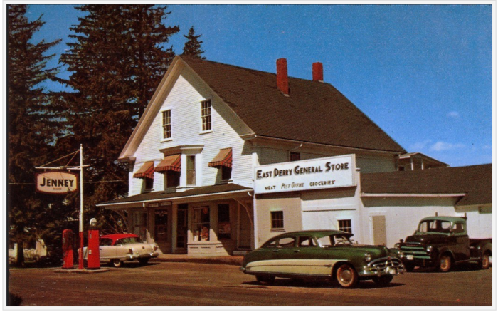 Curbside Classic country store