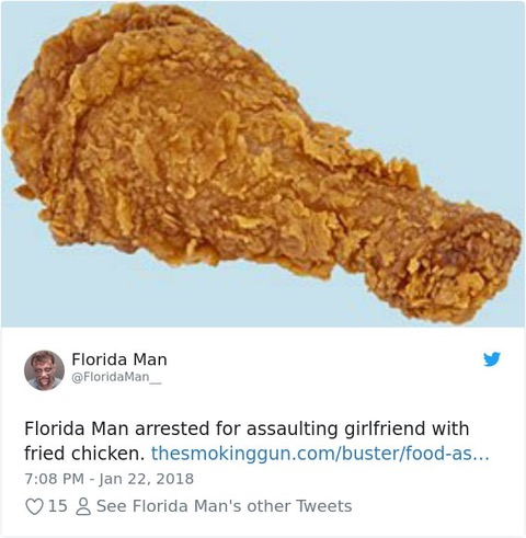 Floriduh Chicken