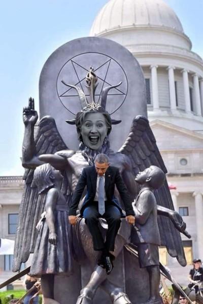 Hitlery-devil