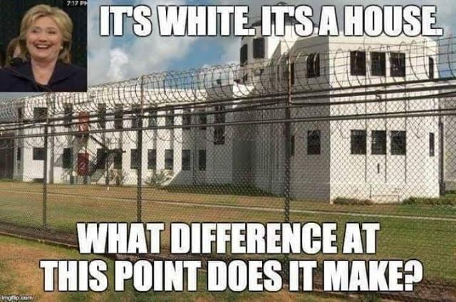 Hitlery-prison-white house