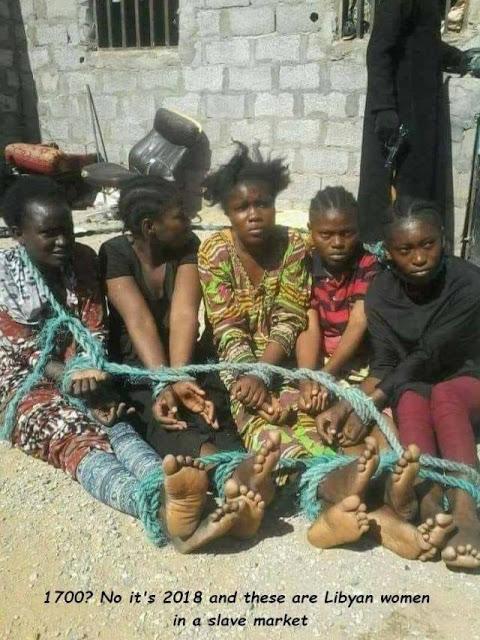 Islam-Slave Market-Libya