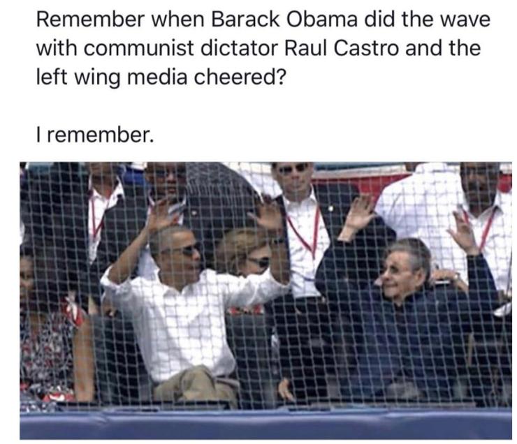 Obama-wave-Castro