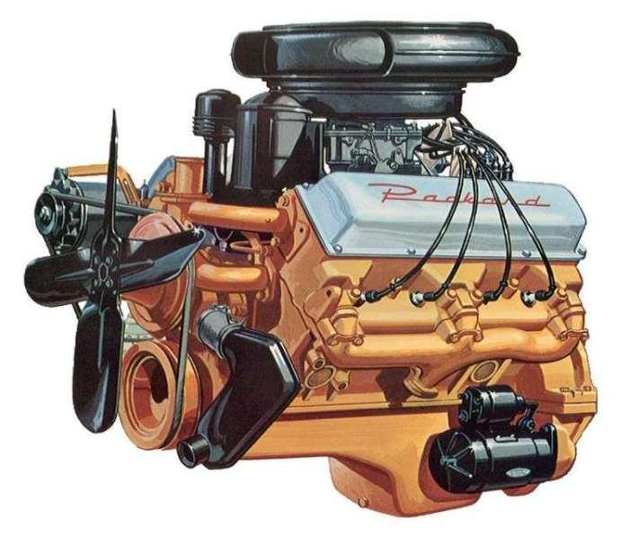 Packard V-8