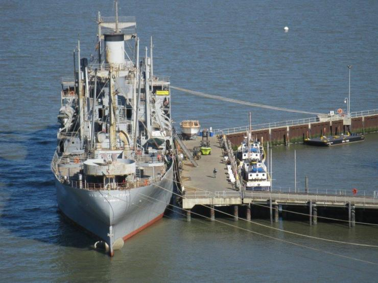 ROV at CMA - stern-2