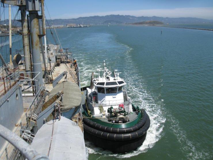 ROV - tugboat