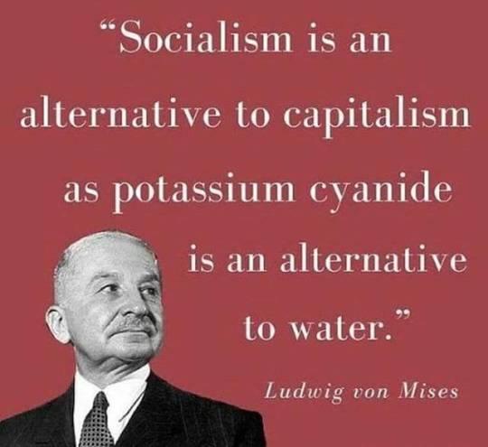 Socialism-Capitalism