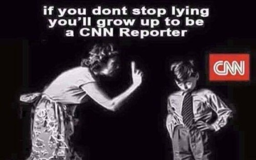 Stop lying-CNN