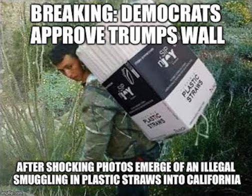 Straws-illegals