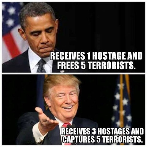 Trump-Obama-hostages